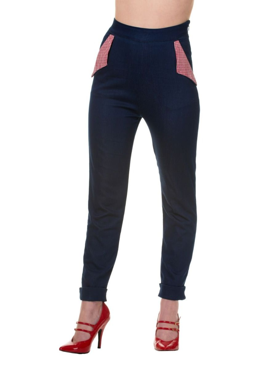 BLUEBERRY HILL TROUSERS