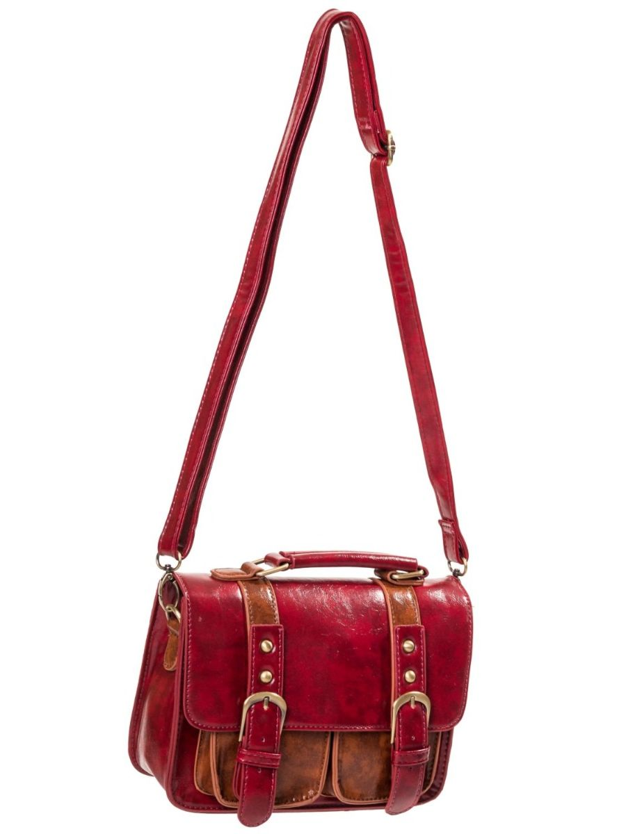 LEILA SATCHEL BAG