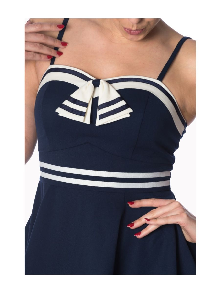 SET SAIL STRAPPY DRESS