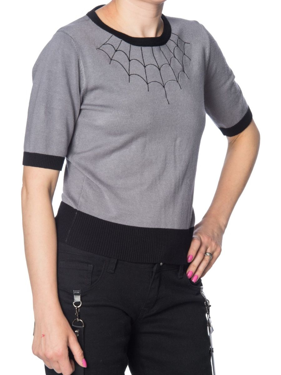 TARANTULA WEBB SWEATER
