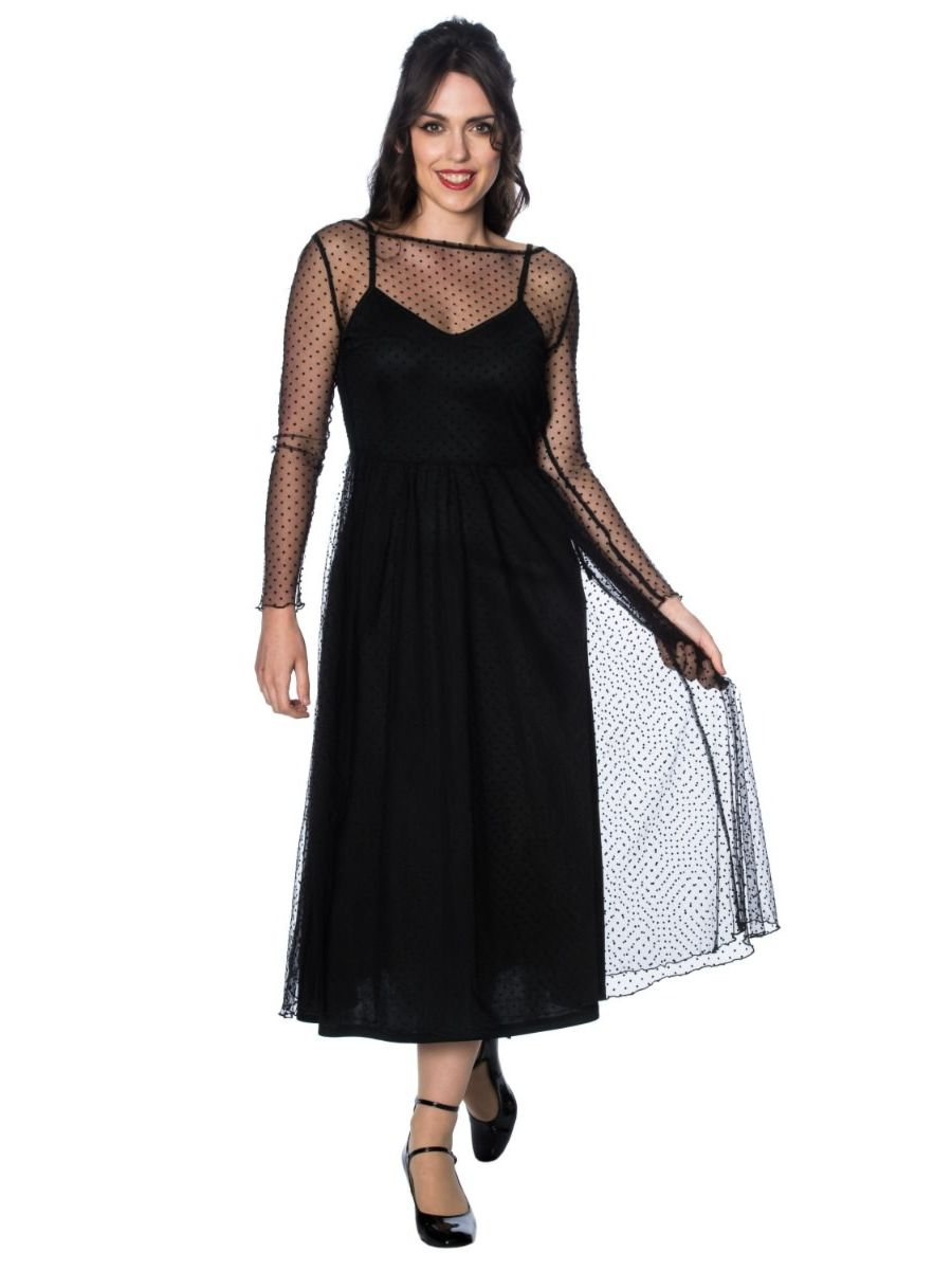 TALIA TULLE DRESS