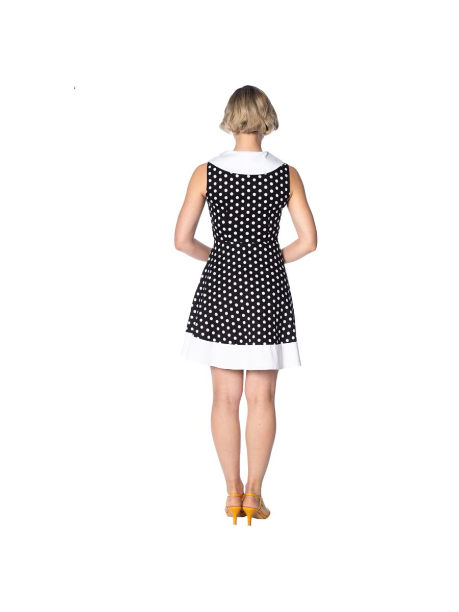 POLKA LOVE CUTE DRESS
