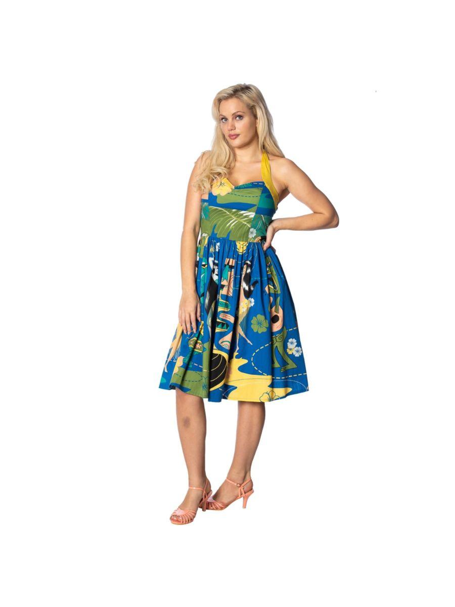 TIKI DRESS