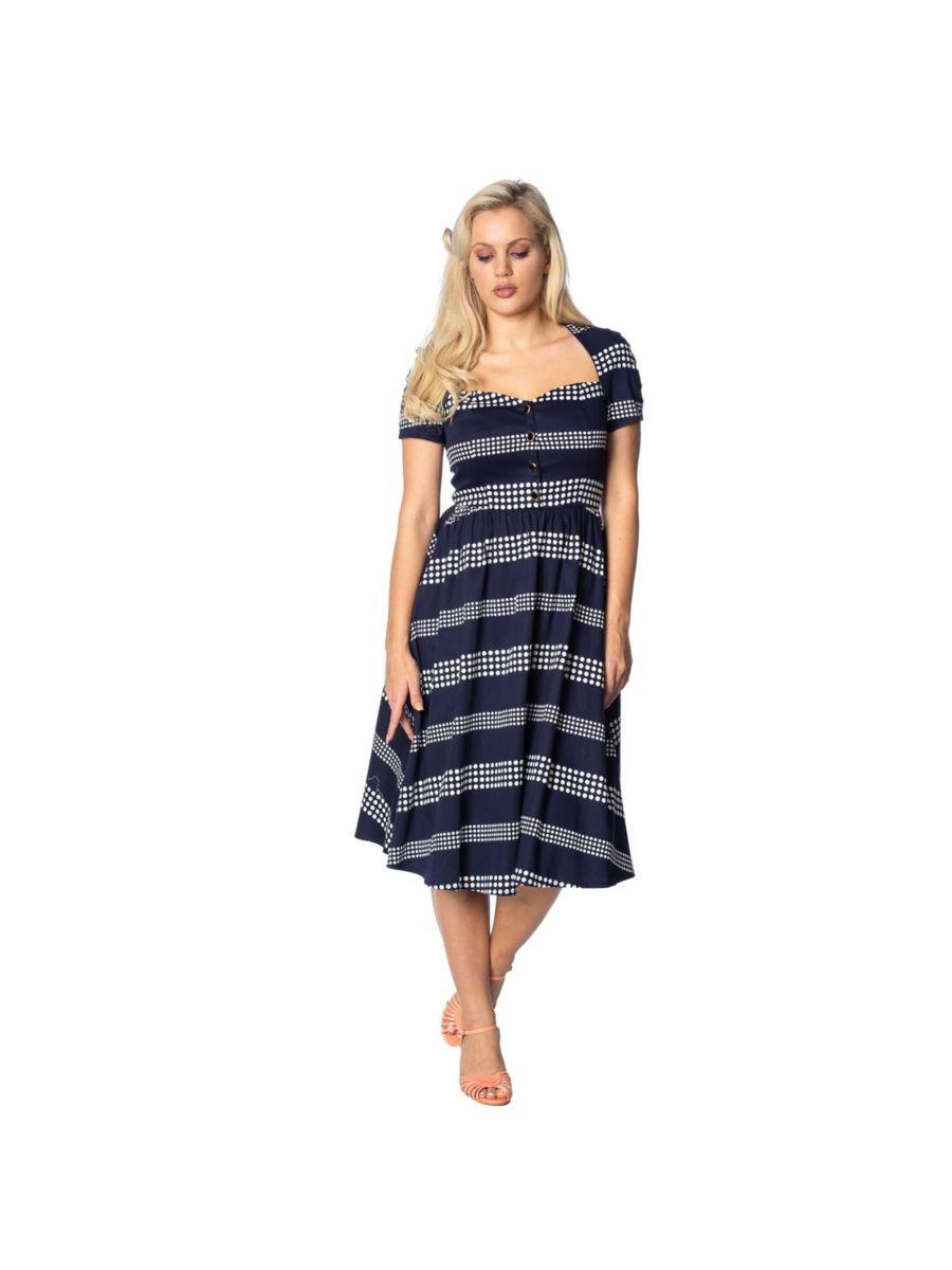 SAIL AWAY SWEETHEART DRESS