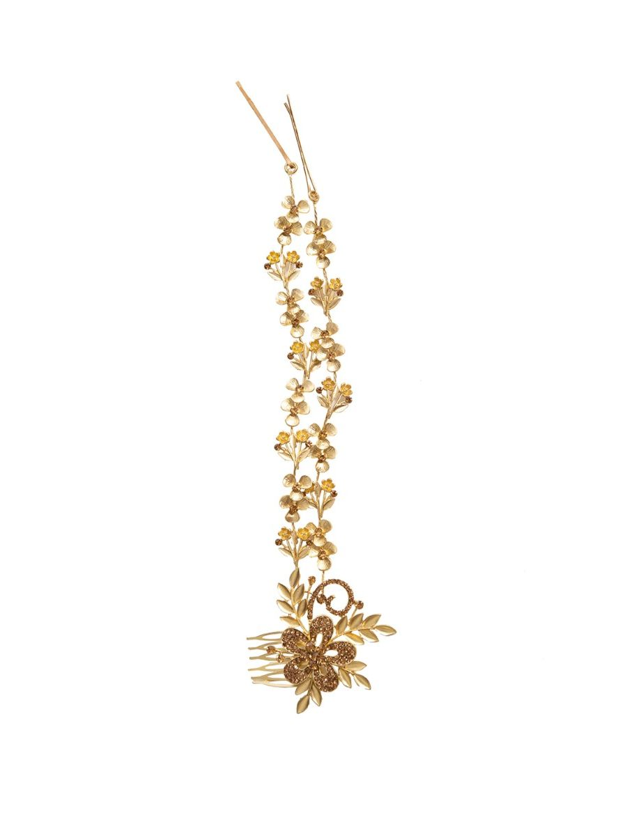 LUSTROUS LILLY 20s HAIR ORNAMENT