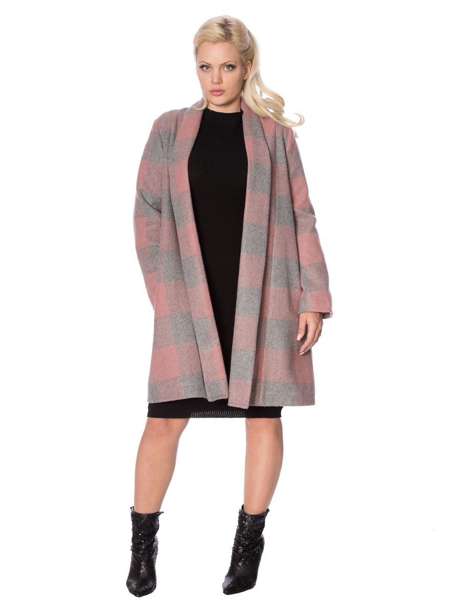 THE CLASSIC CHECK COAT