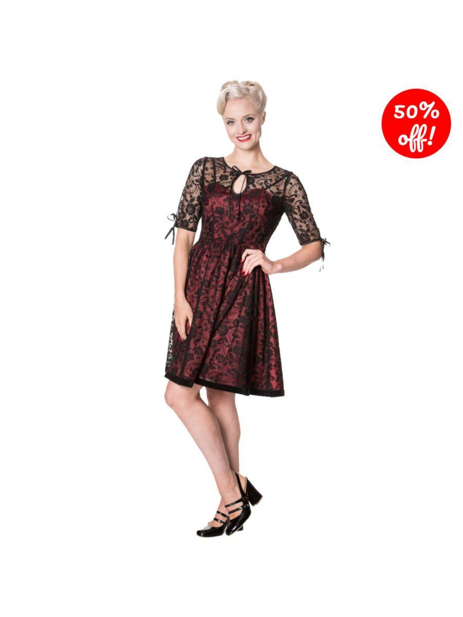 FEELING ROSY DRESS