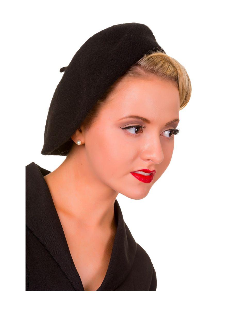 VINTAGE CLAIRE HAT