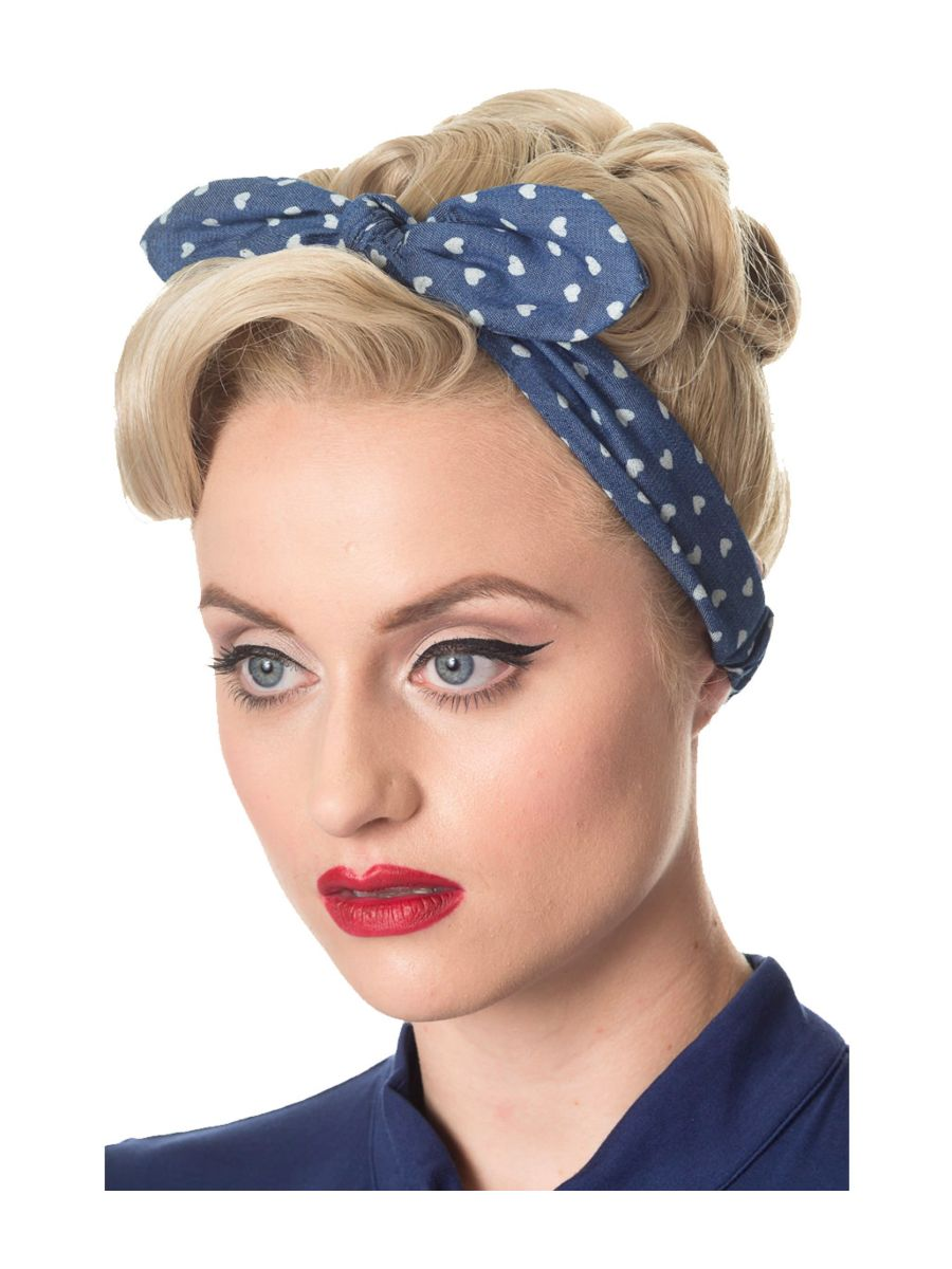 DOO WOP HAIRBAND