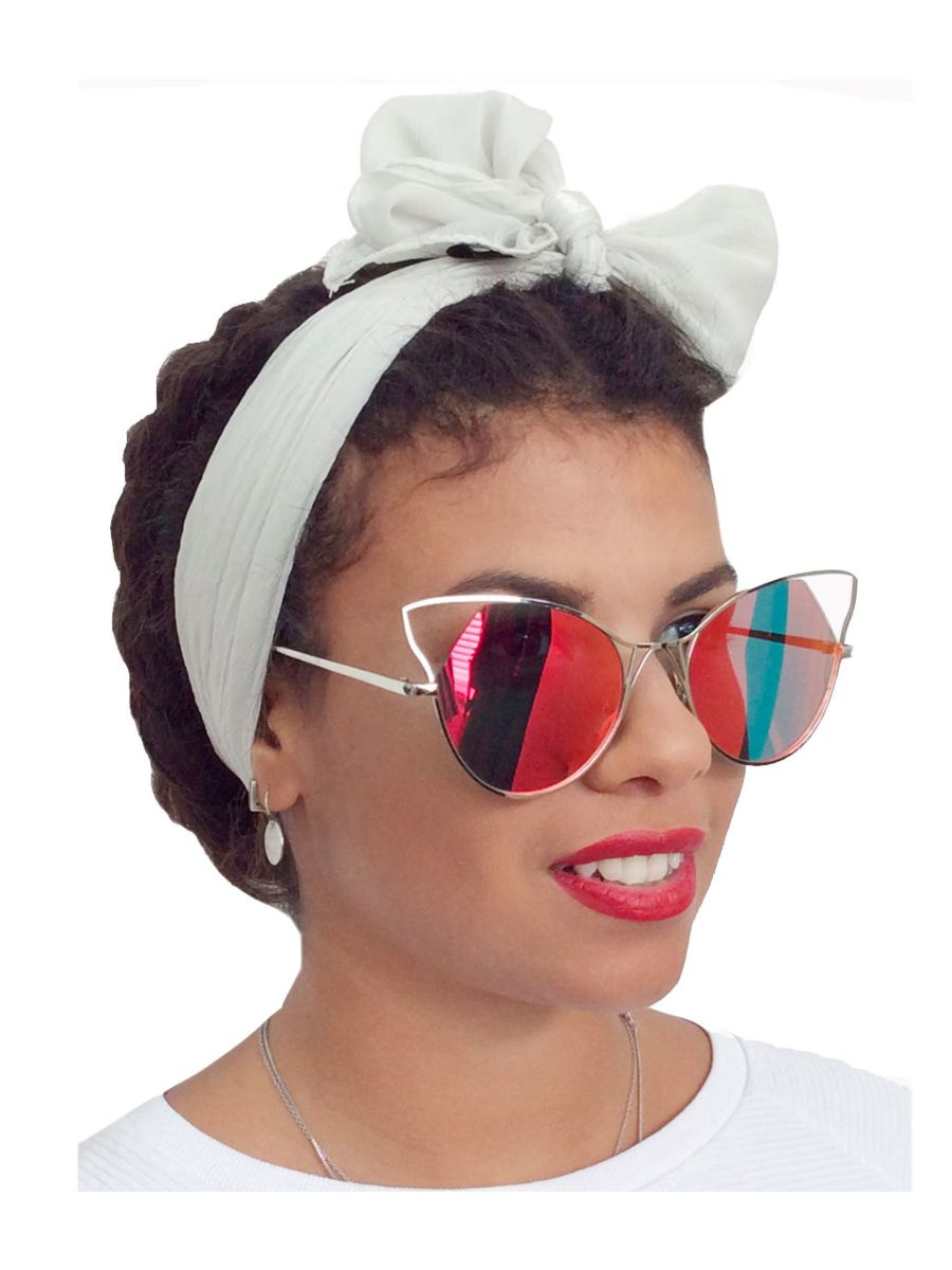 HARLOW TINTED SUNGLASSES