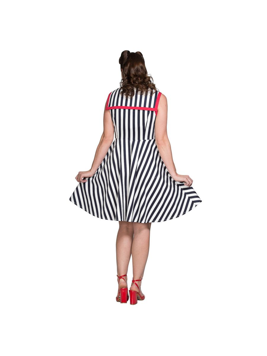 LAND AHOY DRESS