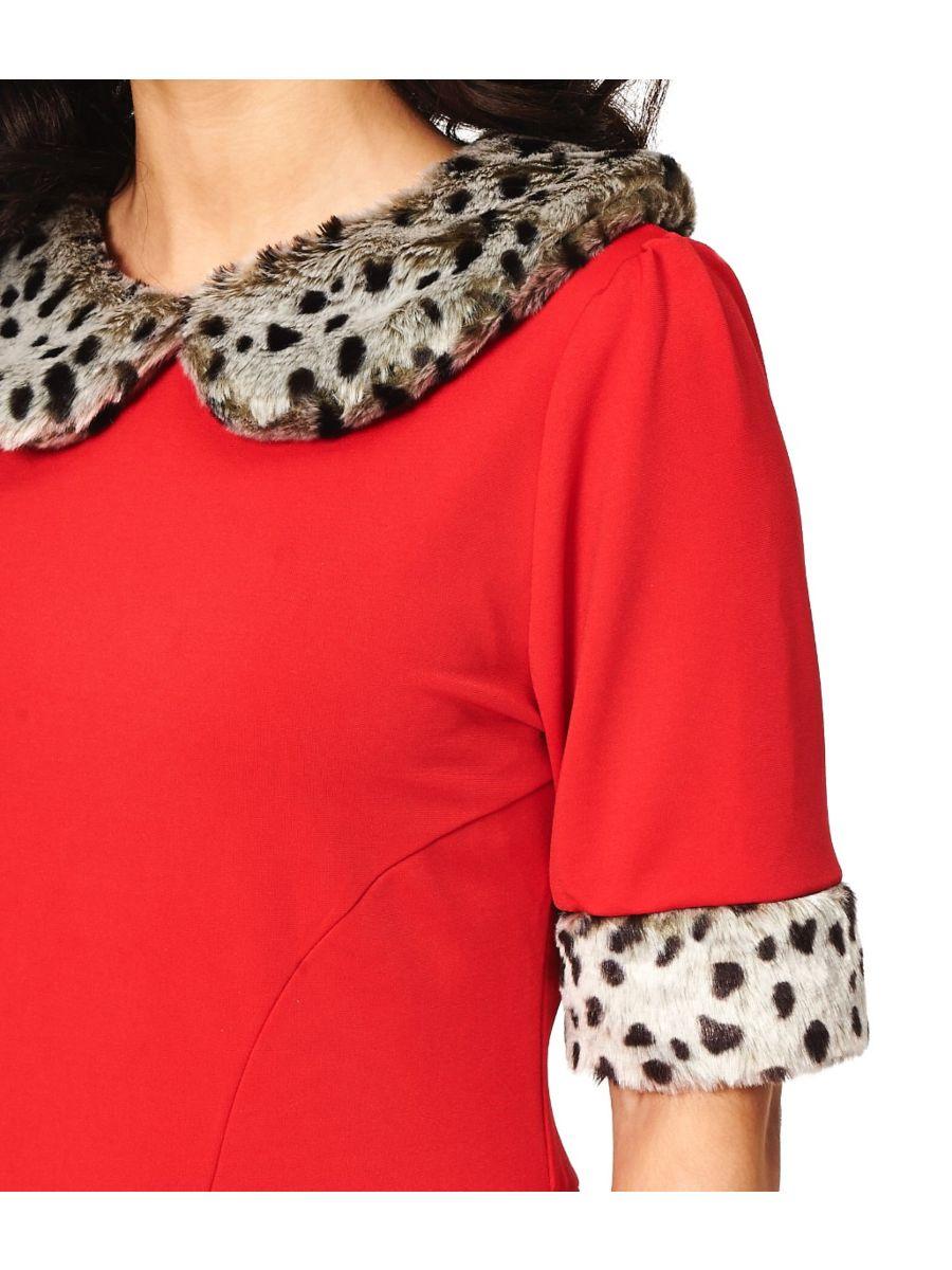 CAVIAR 50's FLARE DRESS
