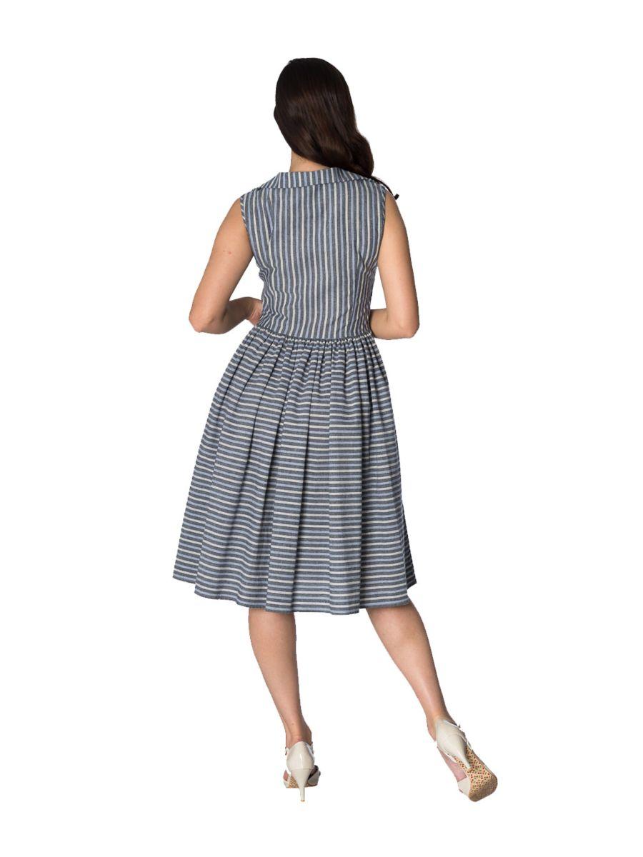 BRIGHTON PIER SHIRT DRESS