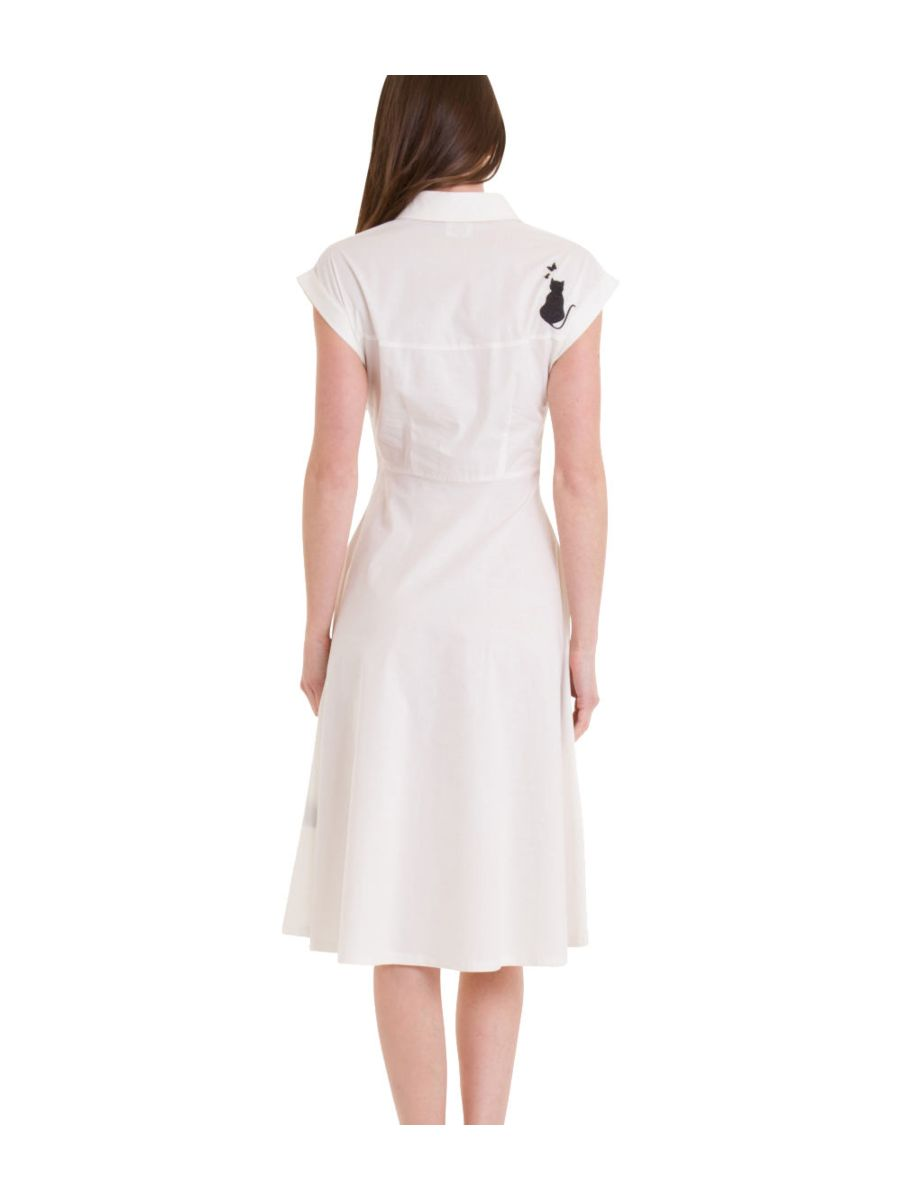 MEOW LONG DRESS