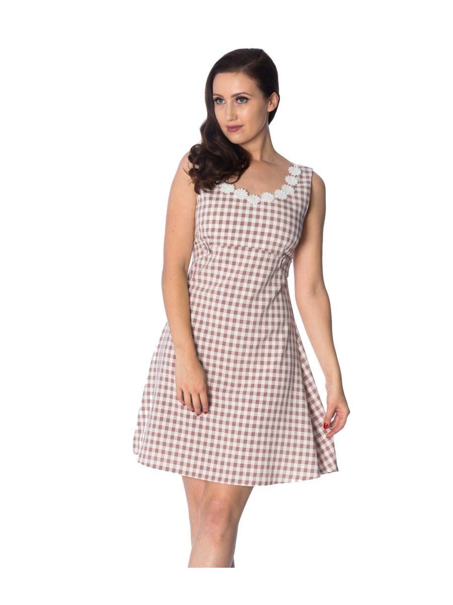 SUMMER BREEZE 60's DRESS