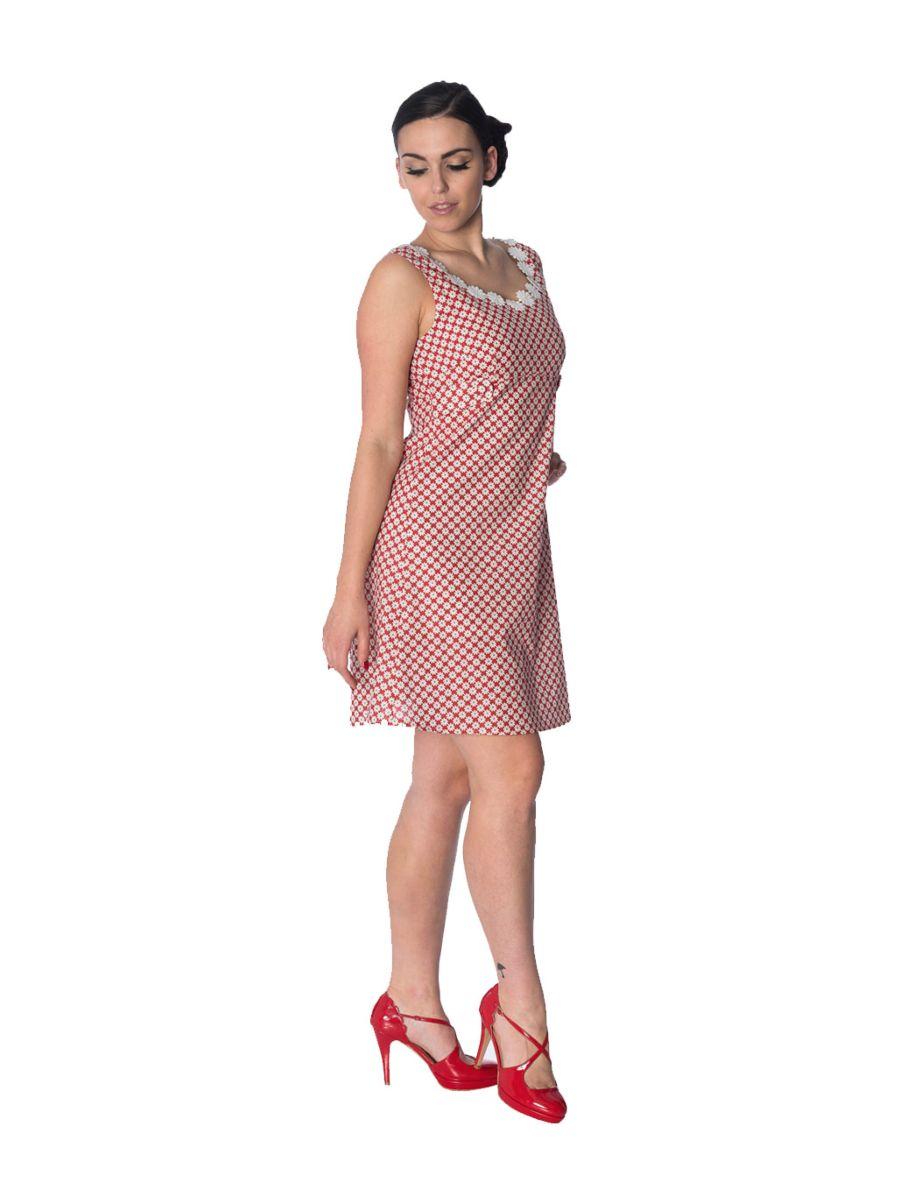DITSY DAISY 60S DRESS
