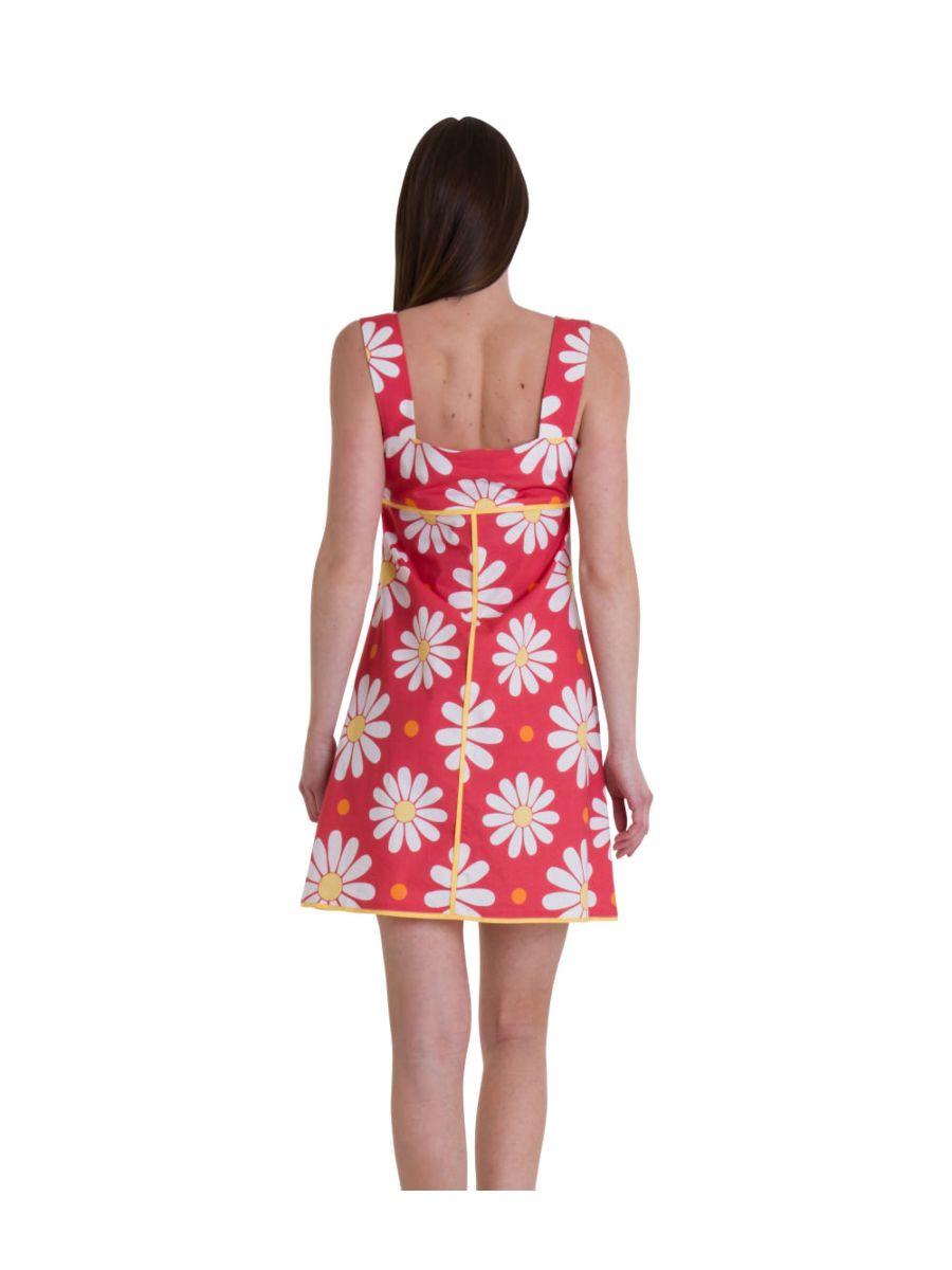 CRAZY DAISY 60'S DRESS