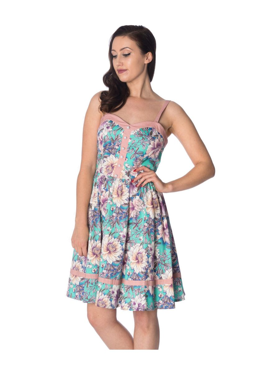 MARY'S GARDEN SUNDRESS