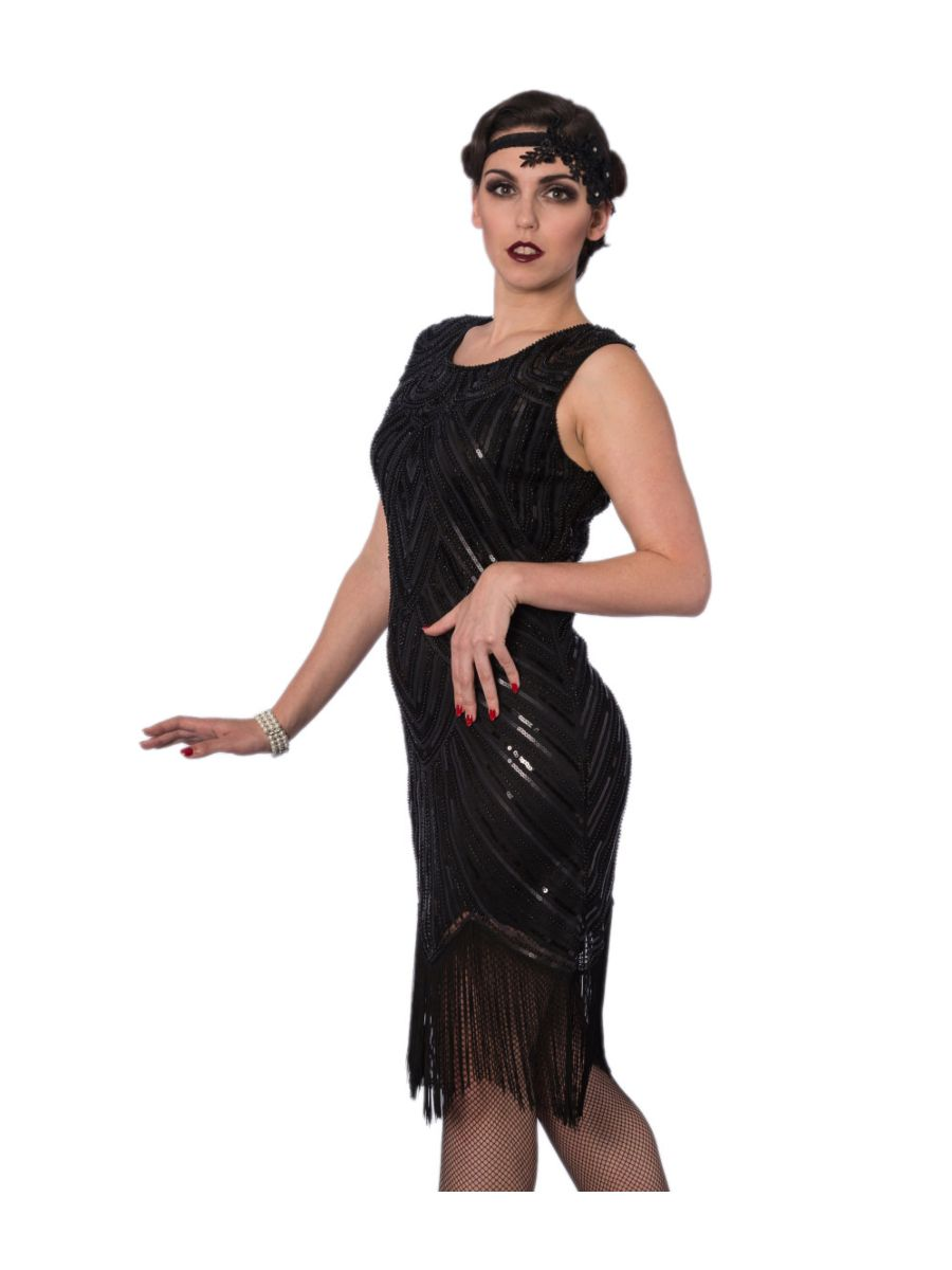 THE GREAT GATSBY SEQUIN DRESS