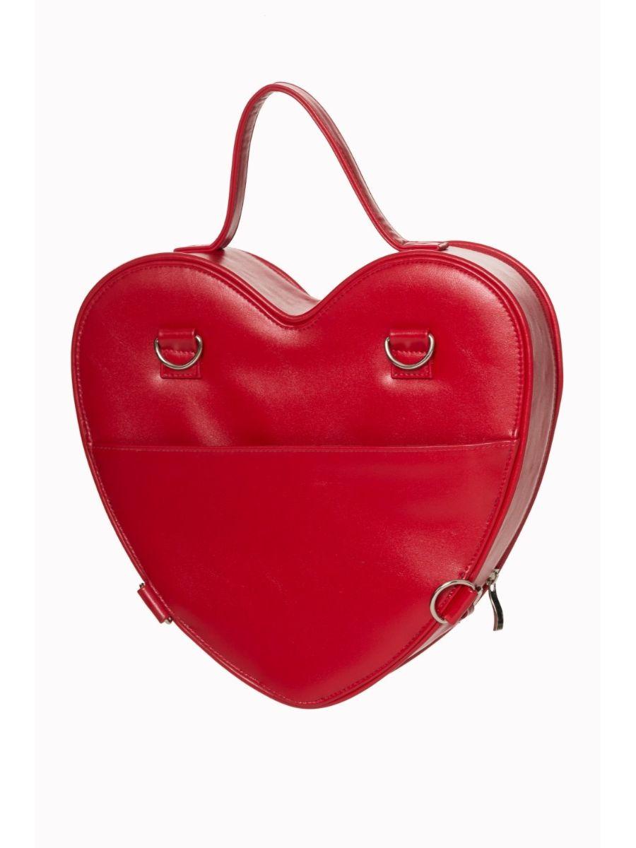 LALA HEART SHAPED BAG