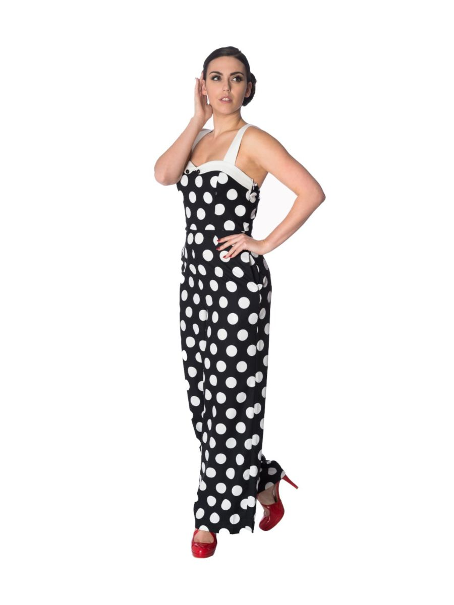 DOTTY ABOUT YOU JUMPSUIT