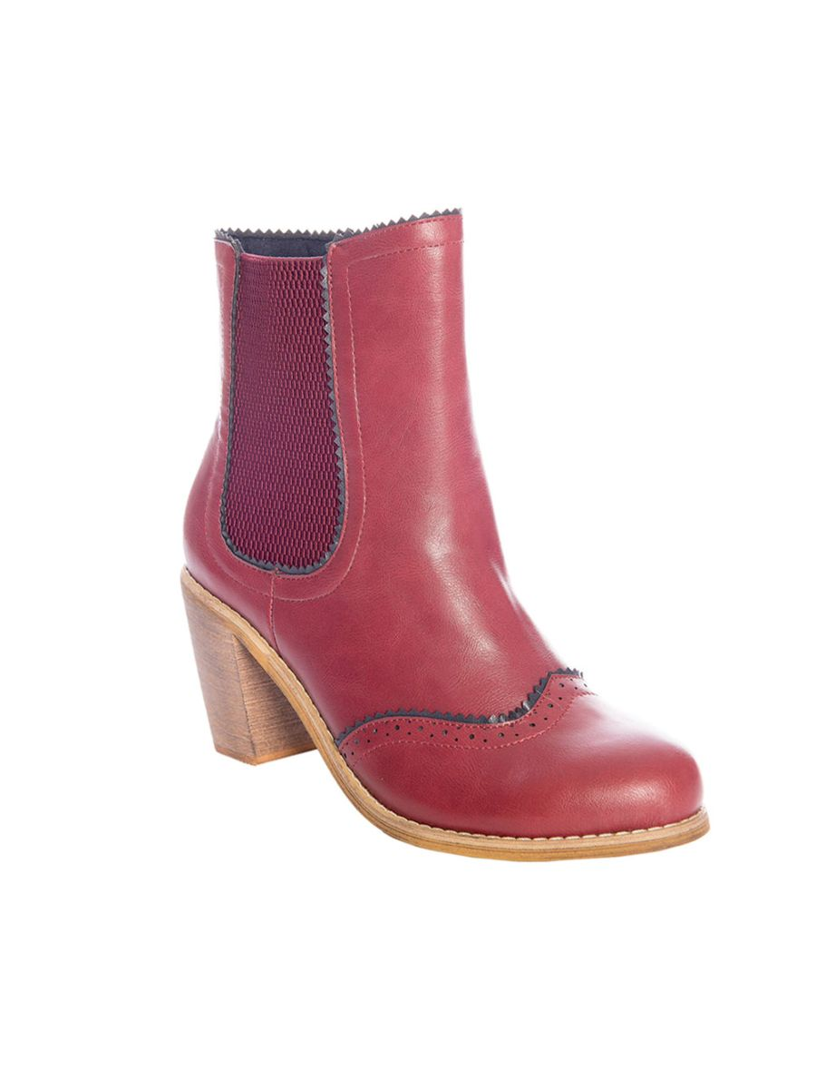 BETTY DOES COUNTRY CHELSEA BOOTS