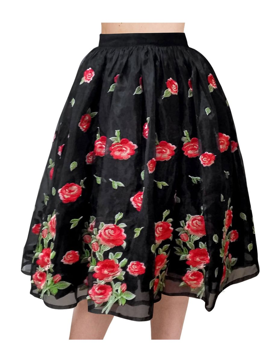 Dark Moon Skirt