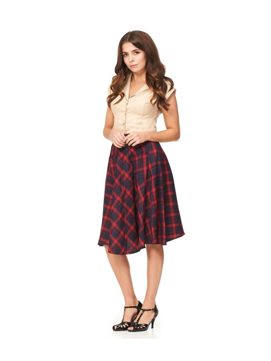 APPLE OF MY EYE SKIRT