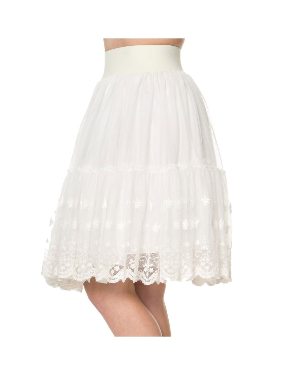 FIRST SIGHT FLARE SKIRT