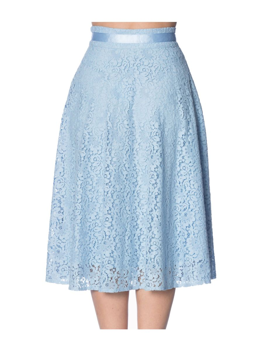 LOVE LACE SKIRT