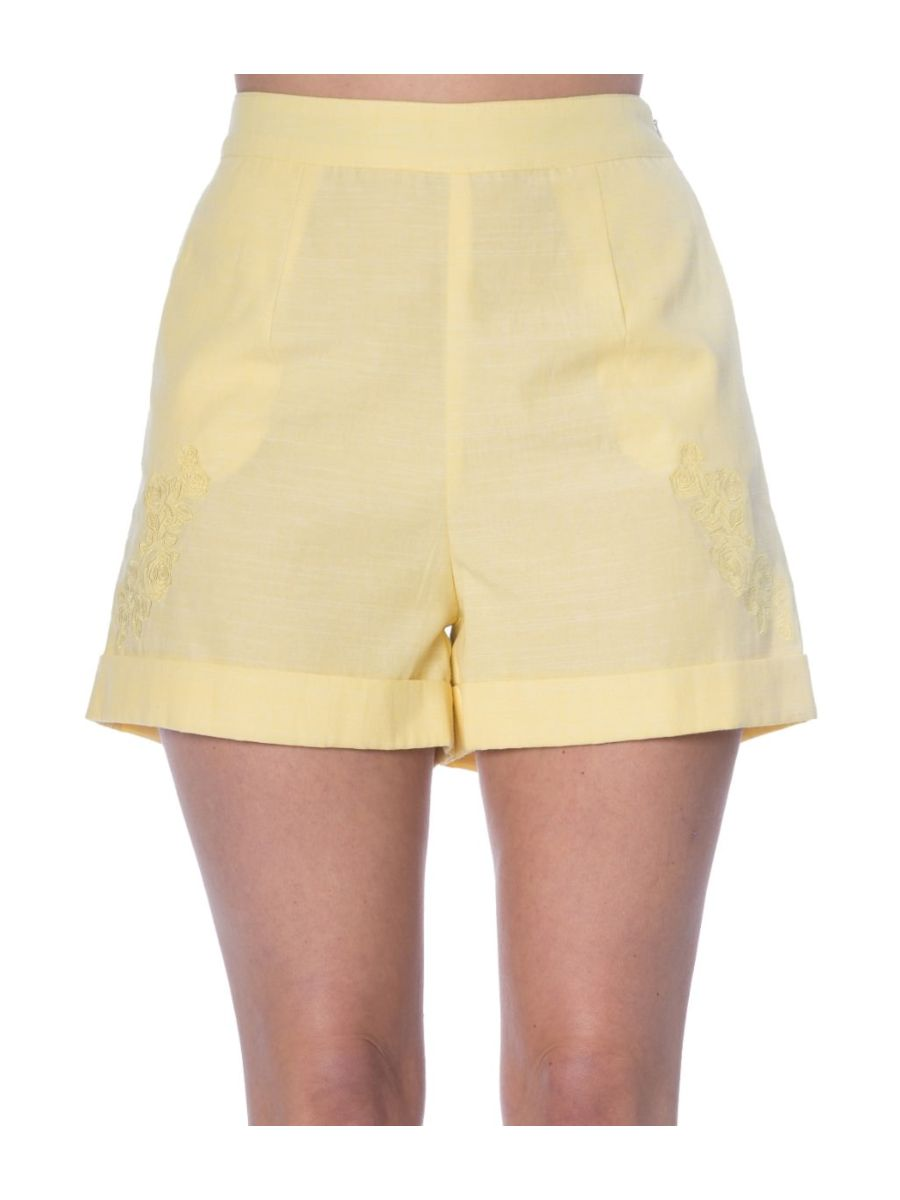FLORAL DAYS SHORTS