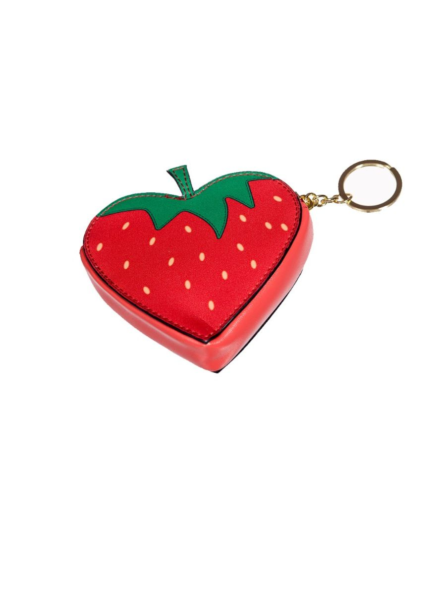 STRAWBERRY IN MY POCKET COIN PURSE