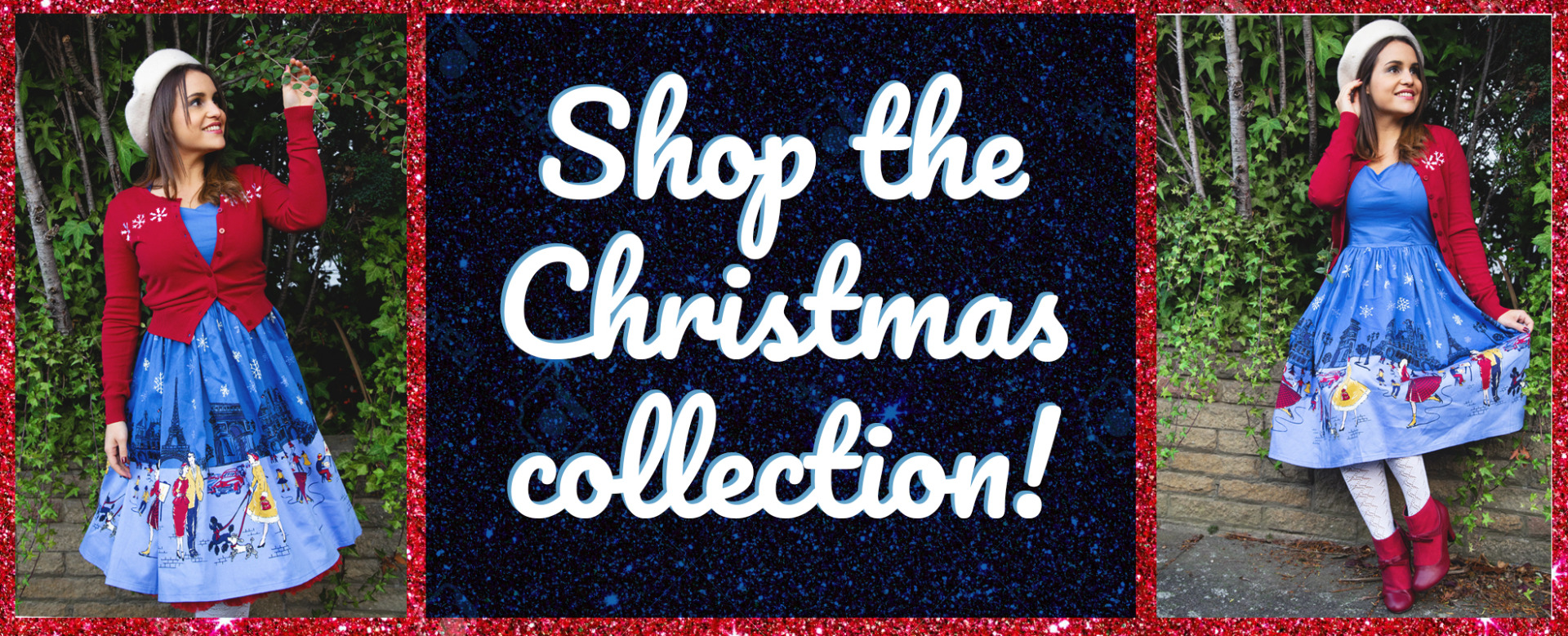 Retro Christmas Vintage Clothing